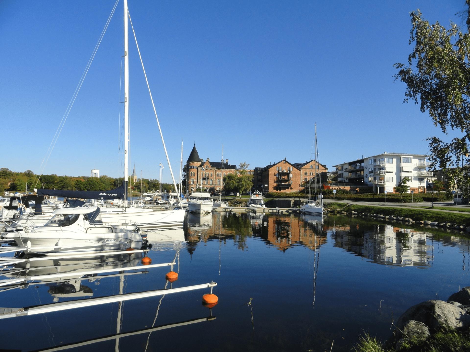 gustavsbergs gästhamn