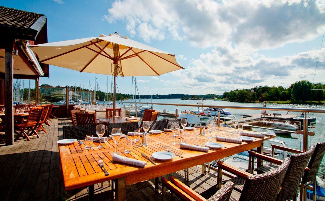 Visit Värmdö – Äta & dricka – Restaurang och bar – Bullandö Krog
