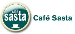 sasta cafe logotyp