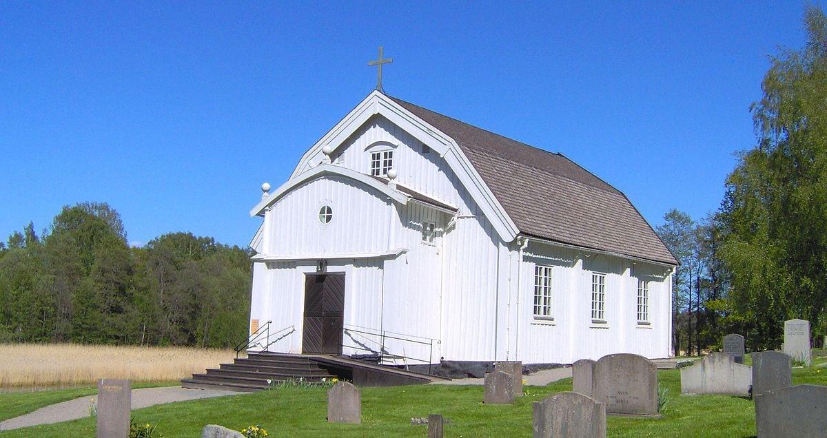 ingarö church