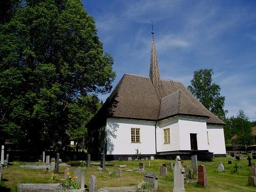 djurö church
