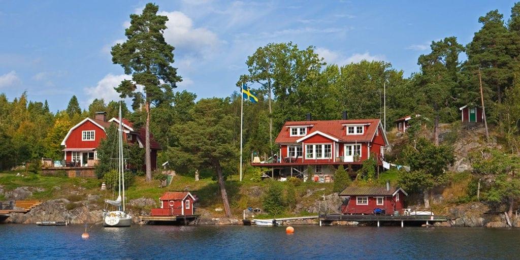 library in ingarö