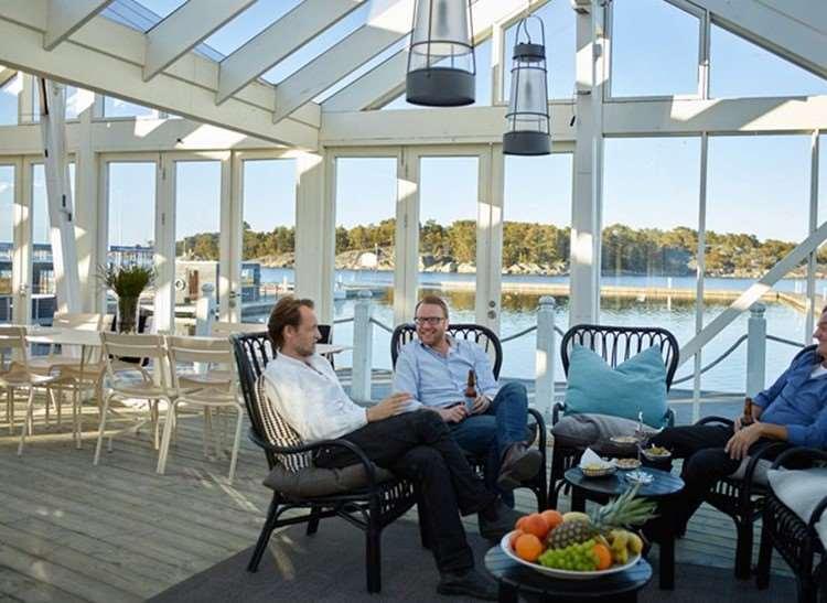 sea club on sandhamn