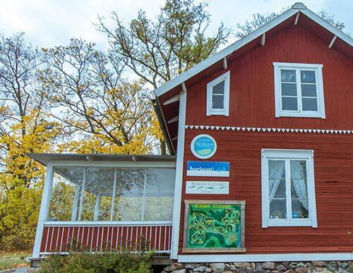 Norråva GK – Röd hus