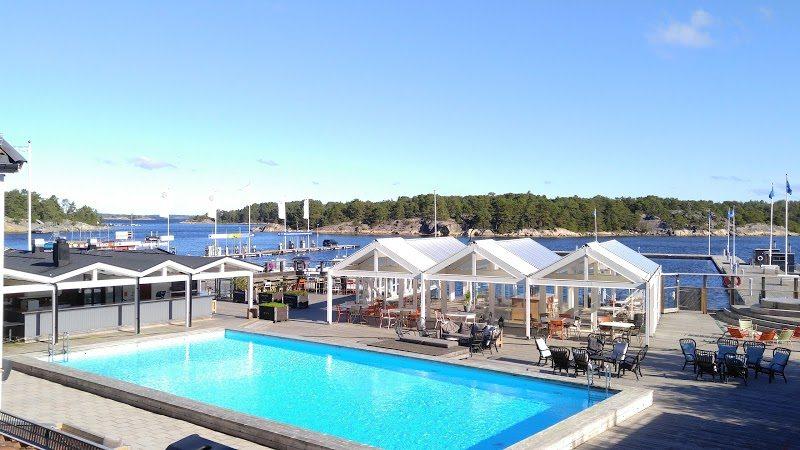 sea club på sandhamn