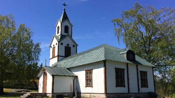 möja church 2