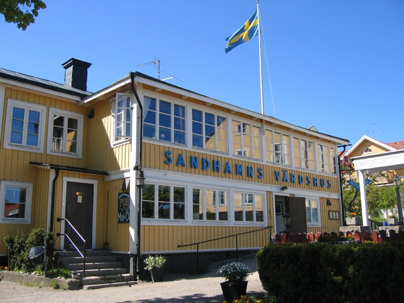 sandhamns hostel