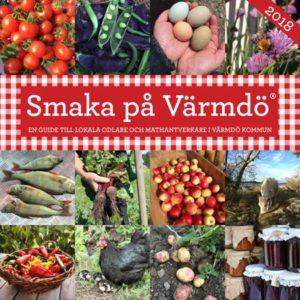 Smaka på Värmdö Broschyr version 2