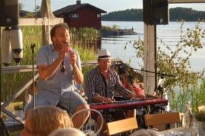 sång vid sjön