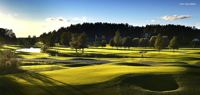 golfbana på ingarö