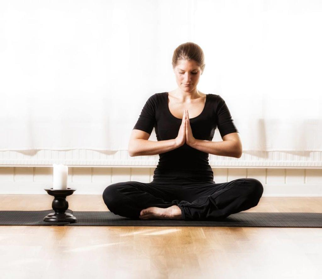 yoga må bra weekend