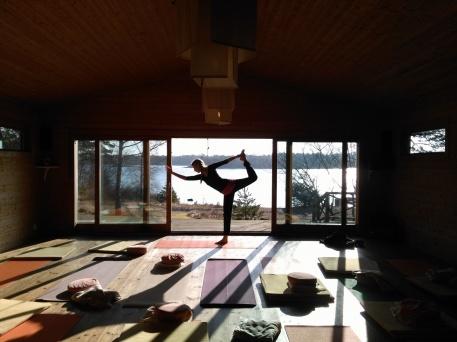 yoga på idöborg