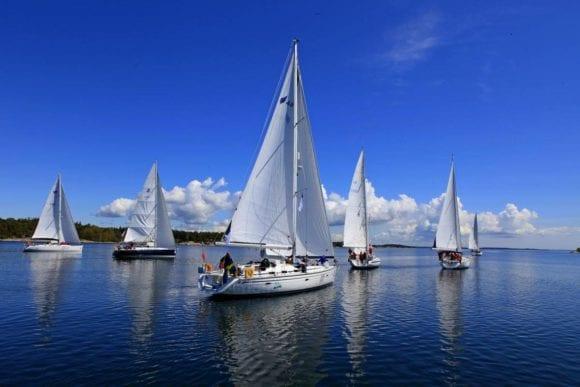 sailing events segling