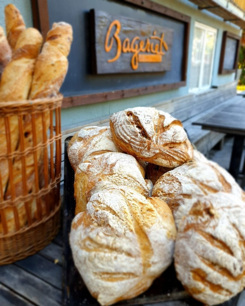 bageri bröd