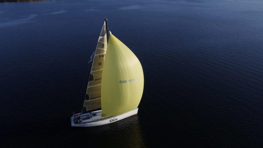 out segling