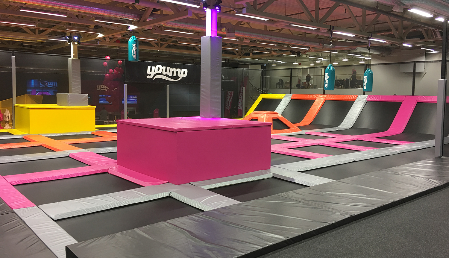 yoump trampoliner